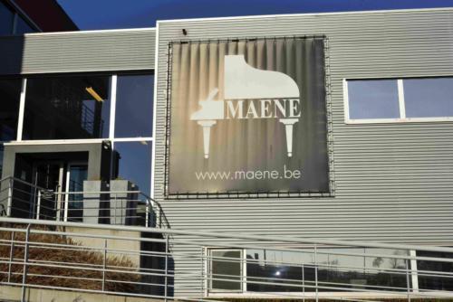 Pianos Maene banner